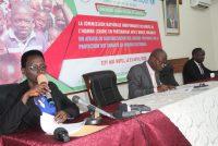 Atelier de sensibilisation des leaders politiques sur la protection des droits de l'enfant