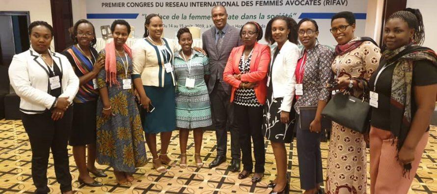 Premier congrès du Réseau International des Femmes Avocates (RIFAV)